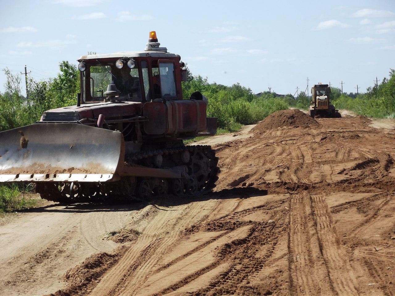 Две проблемные дороги в Никольском и Кич-Городецком районах признали проезжими