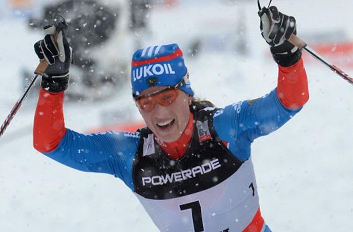 Юлия Чекалева первой из россиянок выполнила олимпийский норматив по лыжным гонкам