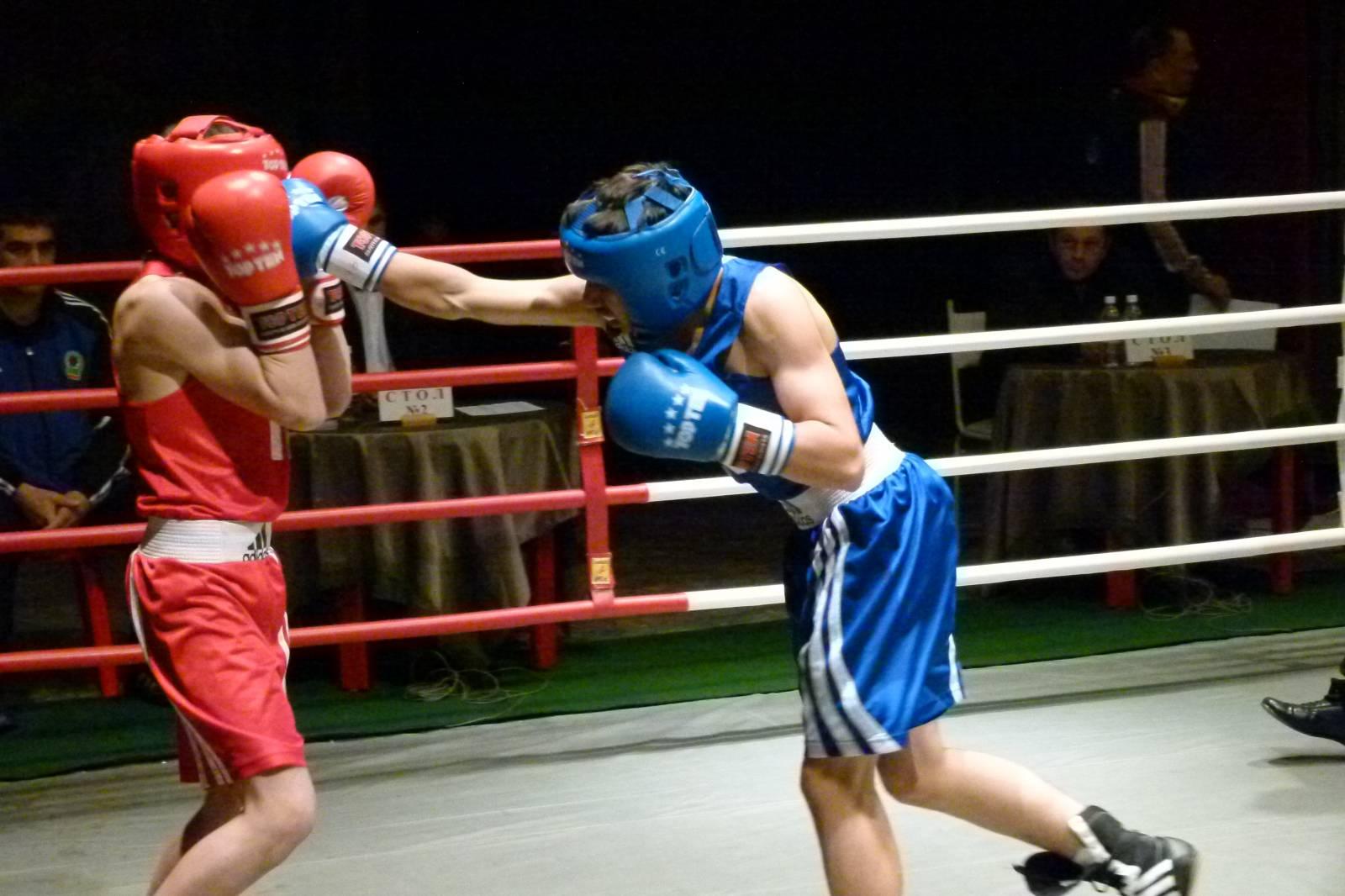 Вологжанин стал призером Первенства России по боксу