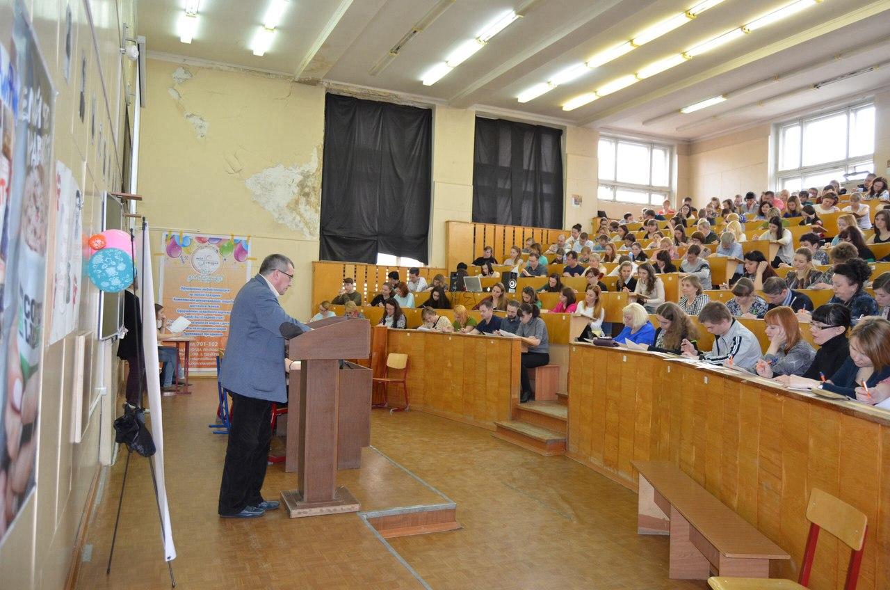 «Тотальный диктант» в Вологде написали более 400 человек