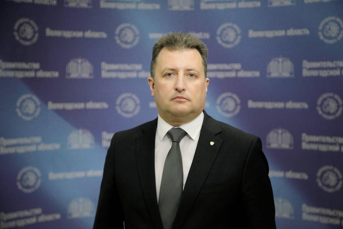Экс-глава Шекснинского района Евгений Богомазов назначен заместителем губернатора Вологодской области