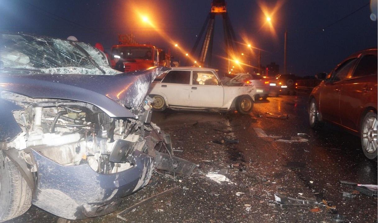 За смертельное ДТП в Череповце водитель получил реальный срок