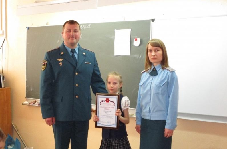 В Кириллове второклассница спасла свою подругу, которая провалилась под лед
