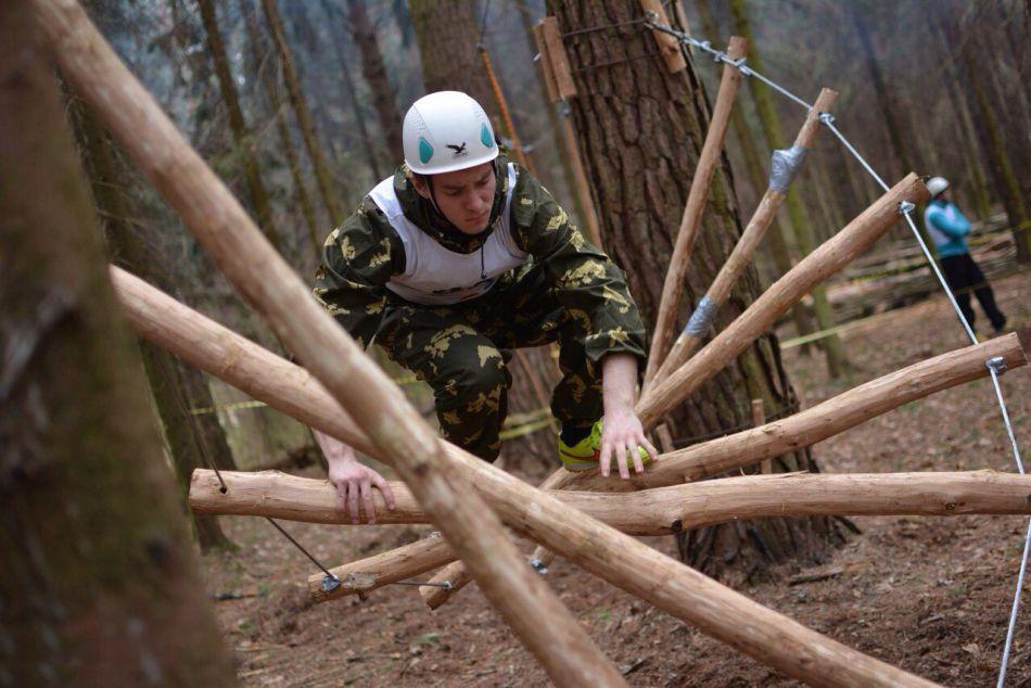 Чемпионат России по фрироупу проходит в Грязовецком районе