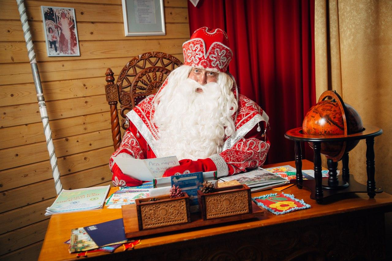Росприроднадзор собирается взыскать с Деда Мороза 15 тысяч рублей