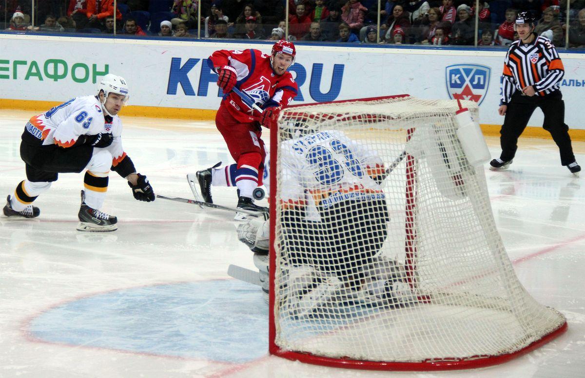 Хоккеисты череповецкой «Северстали» проиграли шестой раз подряд