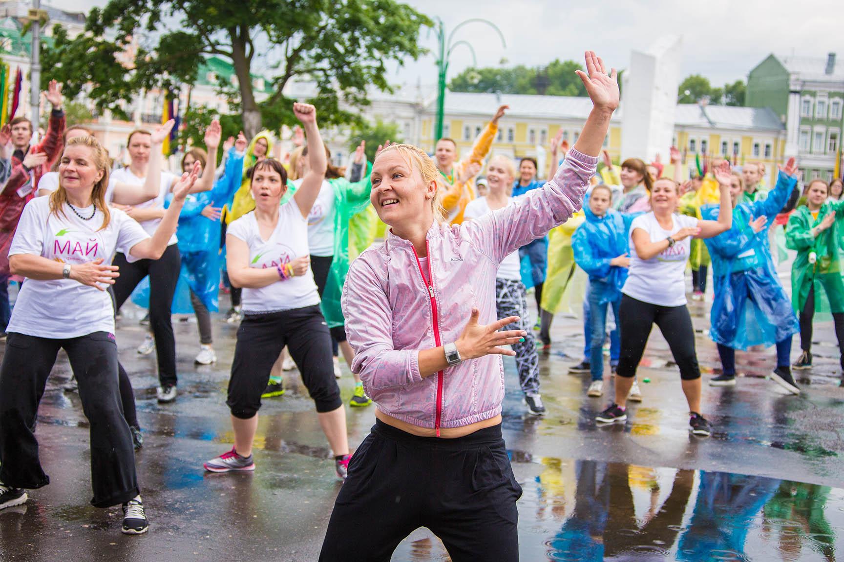 Сбербанк провел в Вологде «Зеленый марафон»