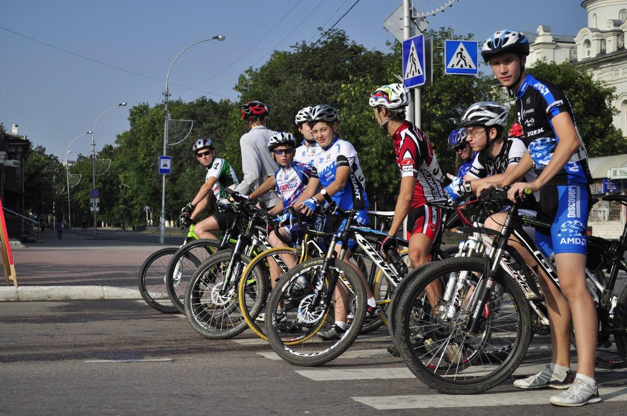 Новый велосезон стартует в Вологде 26 апреля