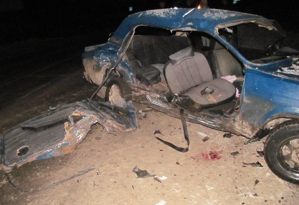 Восемь человек пострадали в аварии в Тотемском районе по вине 19-летнего водителя
