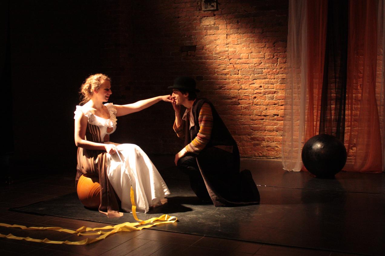 «Не все коту Масленица»: премьера в вологодском Камерном театре