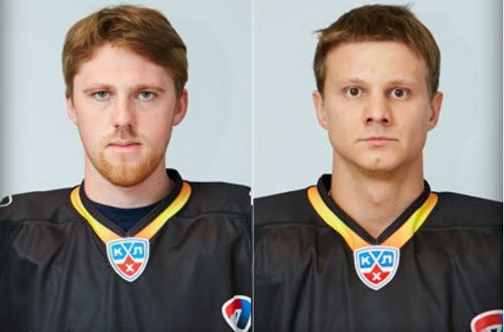 Защитники Конев и Лукин покинули хоккейную «Северсталь»