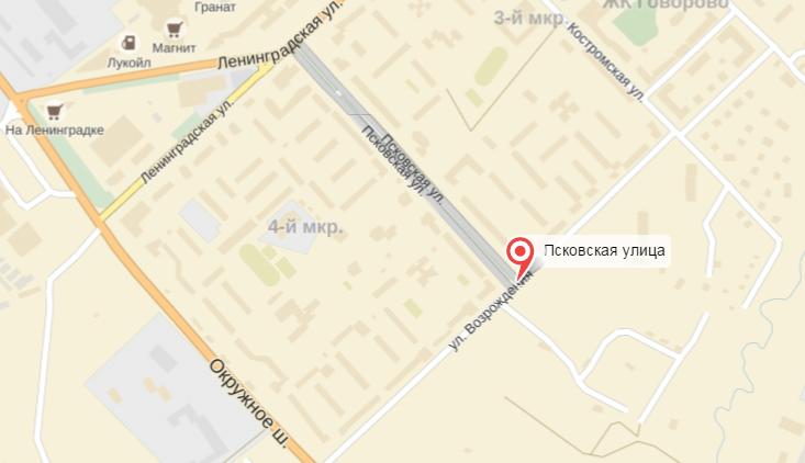 В Вологде на Псковской на одно утро запретят парковку