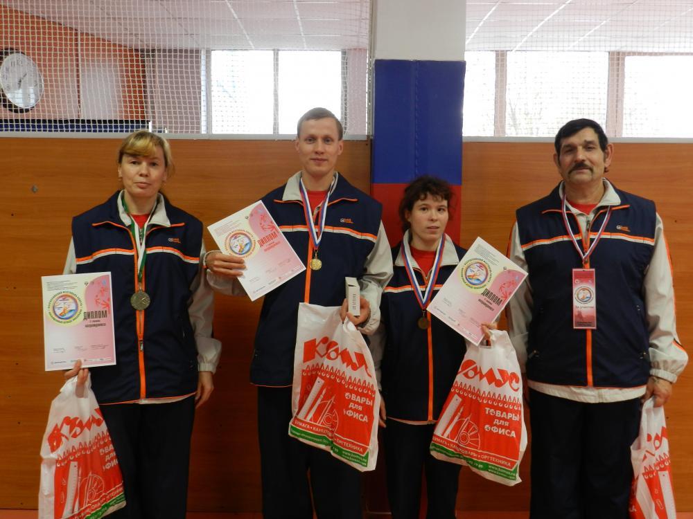Вологжане привезли медали с Всероссийского фестиваля для людей с ограниченными возможностями
