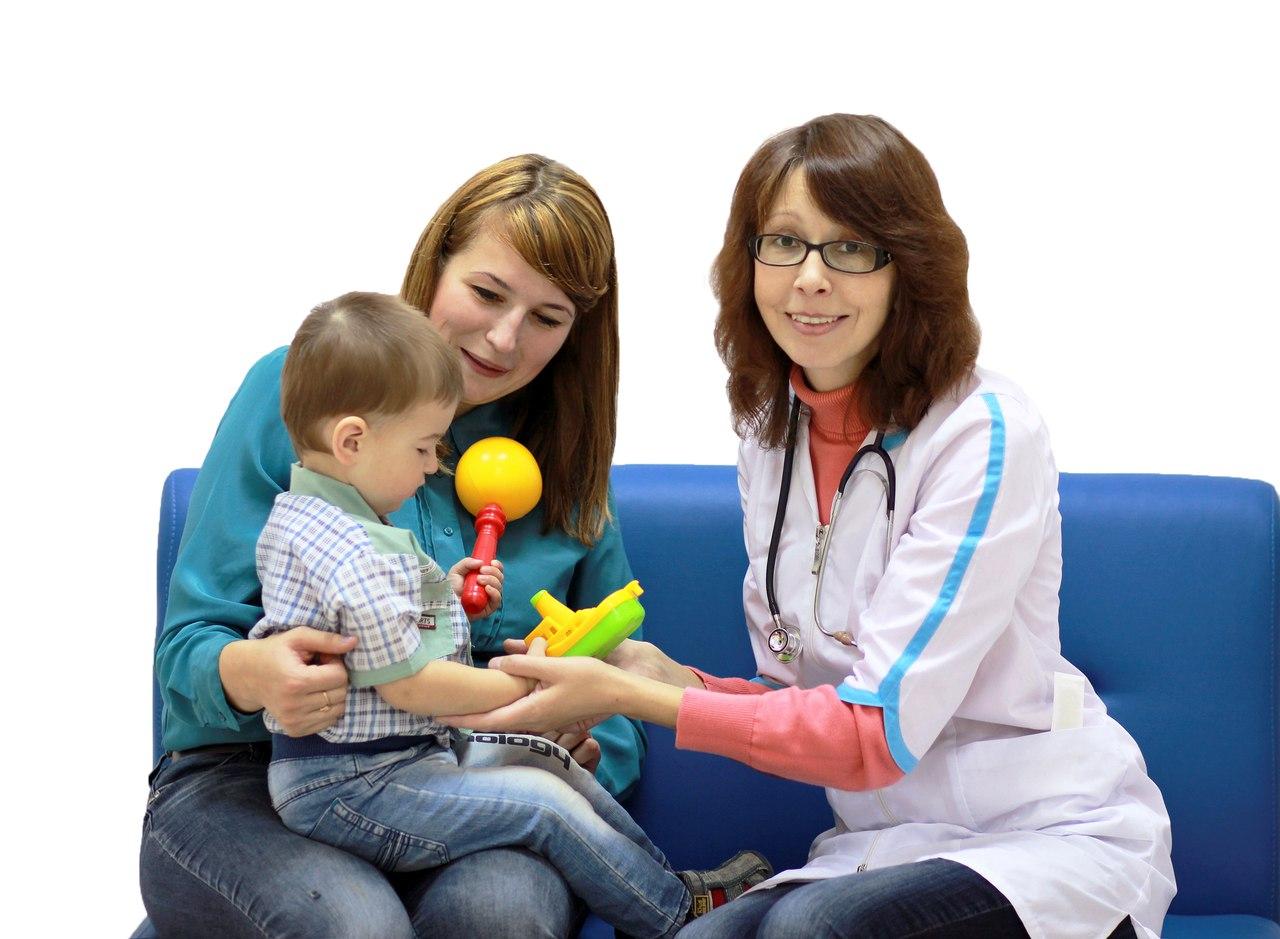 Вызвать педиатра на дом в любой район Вологды