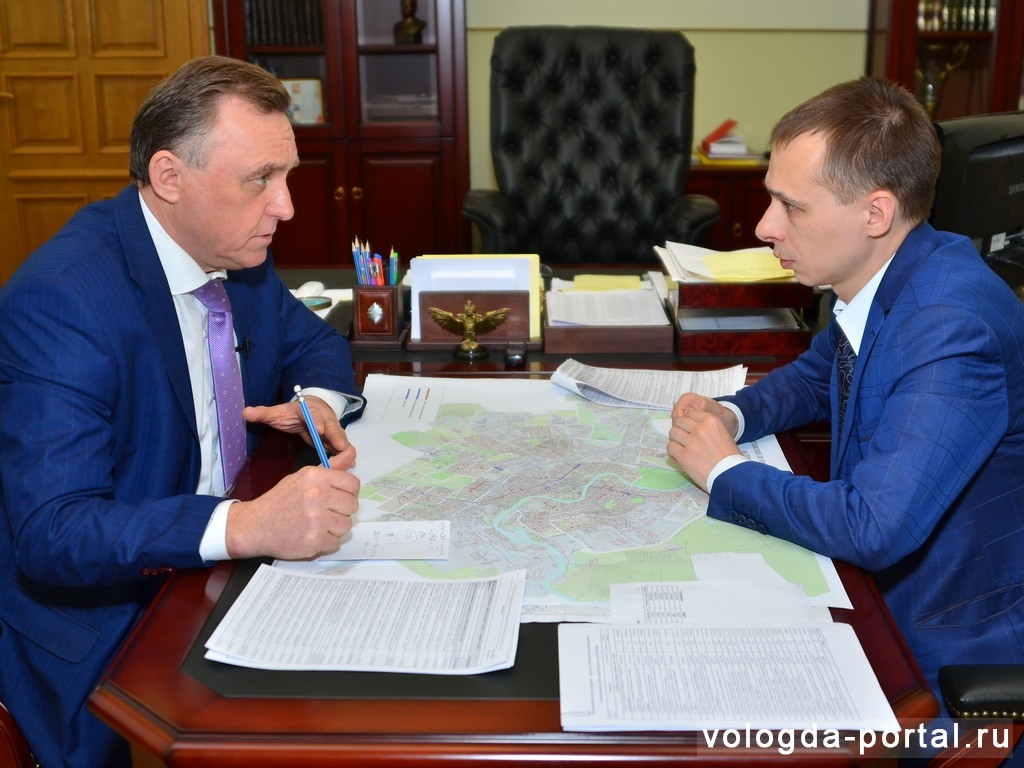 В Вологде появится отдельный департамент градостроительства