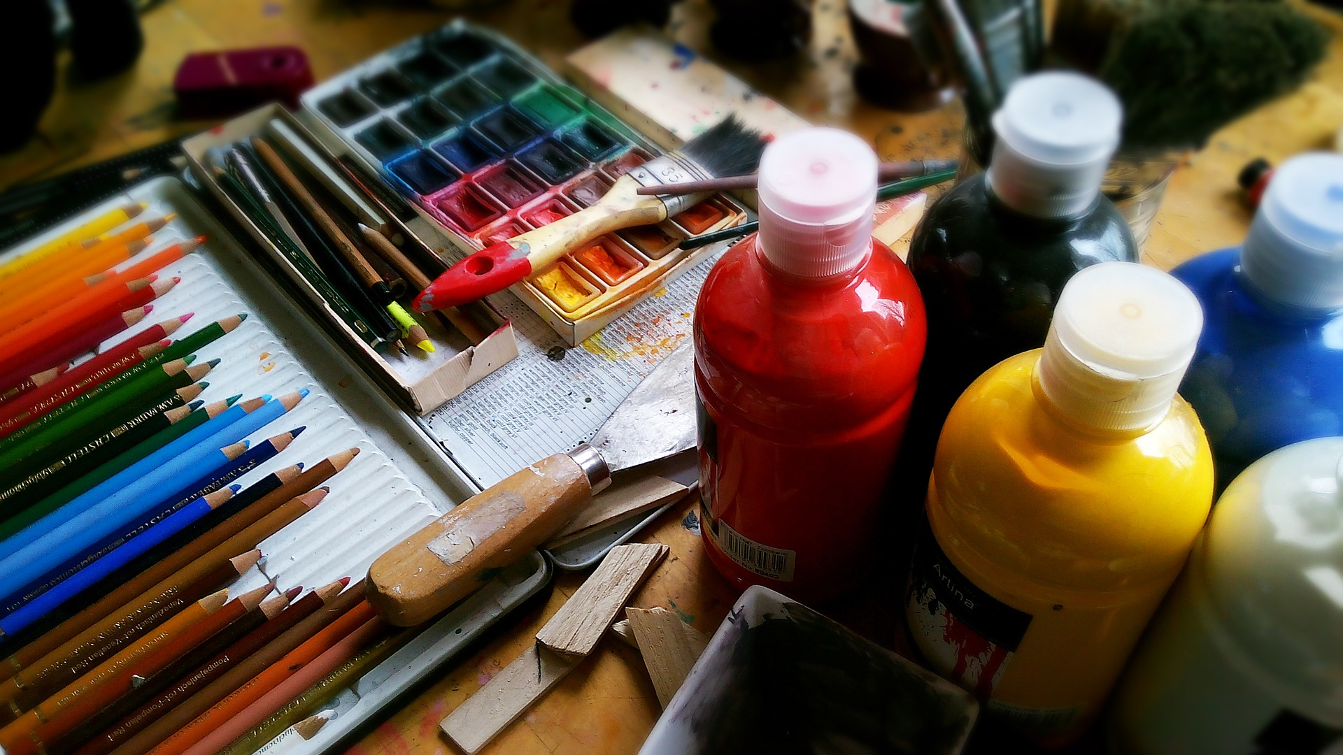 В вологодском Красном углу стартует курс по живописи и рисунку