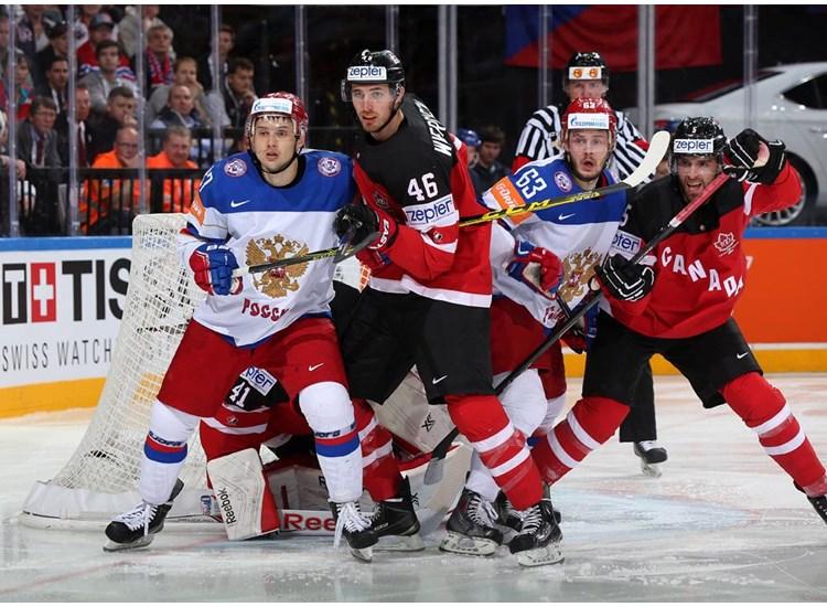 Двое череповчан стали обладателями серебряных медалей Чемпионата мира по хоккею