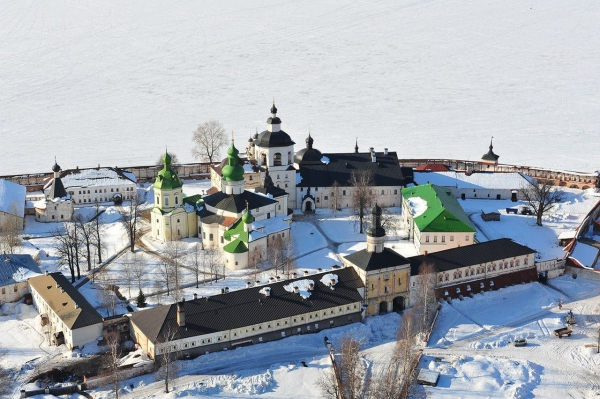 Вологодская епархия получила всобственность храм, вкотором покоятся мощи Кирилла Белозерского