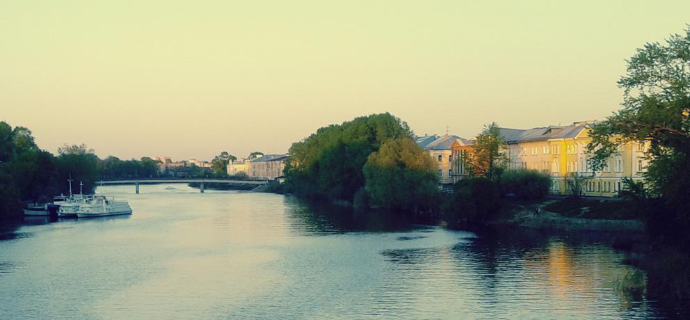 Результаты проб воды из реки Вологды будут известны в течение ближайших дней