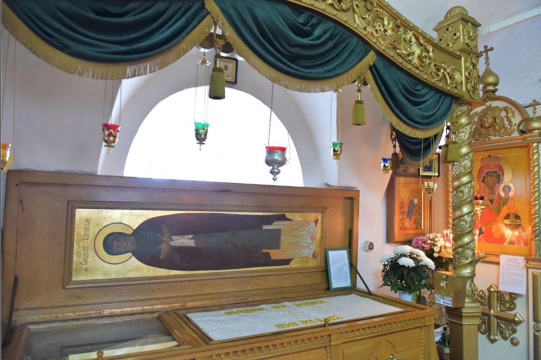 Мощи основателя Спасо-Суморина монастыря вернутся в обитель этой осенью