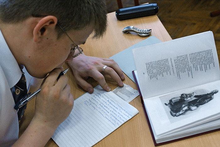 Больше половины вологодских 11-классников для итогового сочинения выбрали тему про любовь
