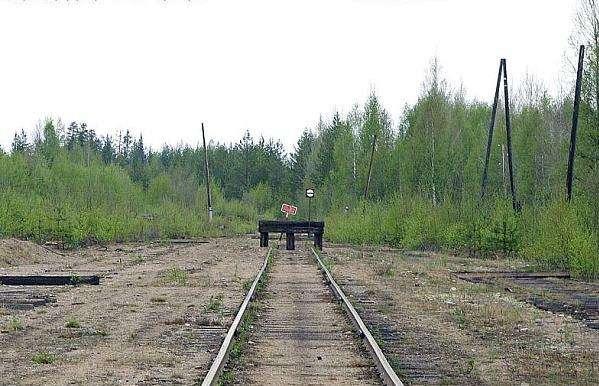 В Вожегодском районе председатель местного райпо продала железнодорожный тупик