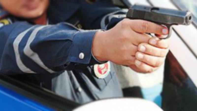 Сокольским полицейским пришлось стрелять по колесам, чтобы остановить пьяного водителя