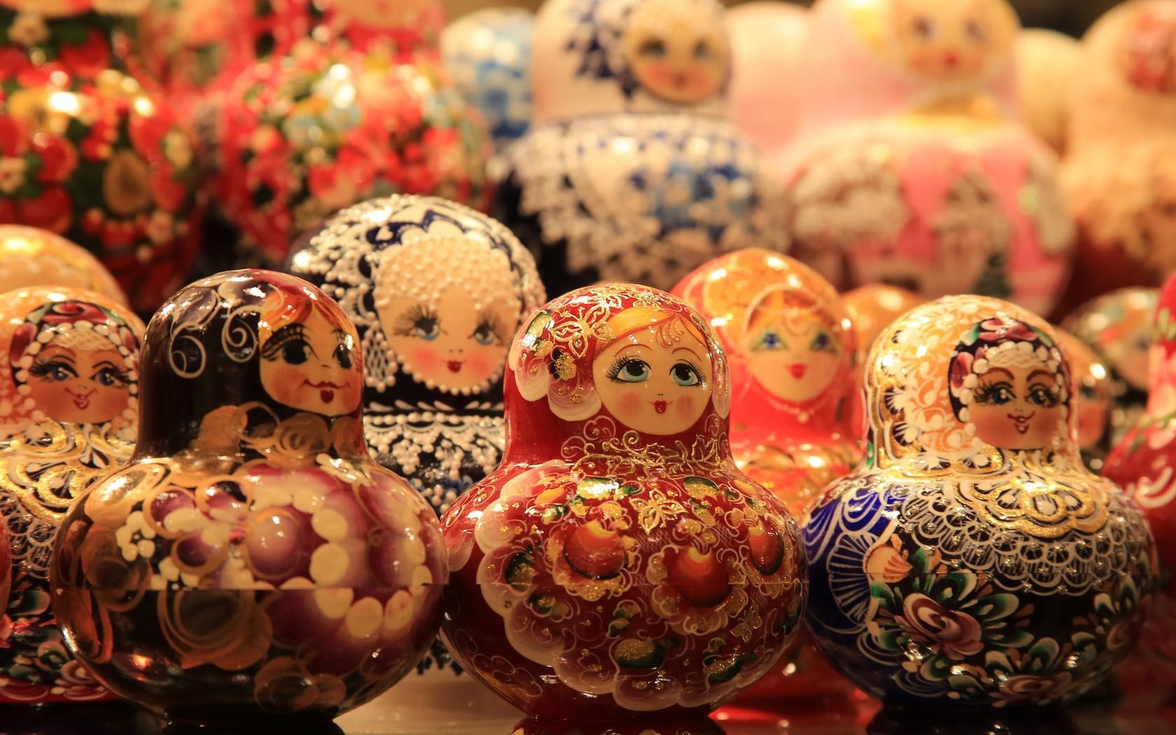 10 тысяч матрешек ждут своего часа в Вологде