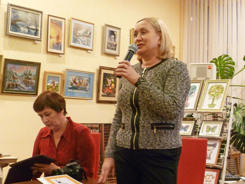 Внучатая племянница Марины Цветаевой встретилась с вологжанами