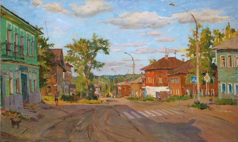 Сайт для туристов поместил Кадников в топ-10 малых городов России