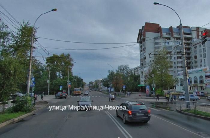 В Вологде определили  самые аварийные участки  дорог