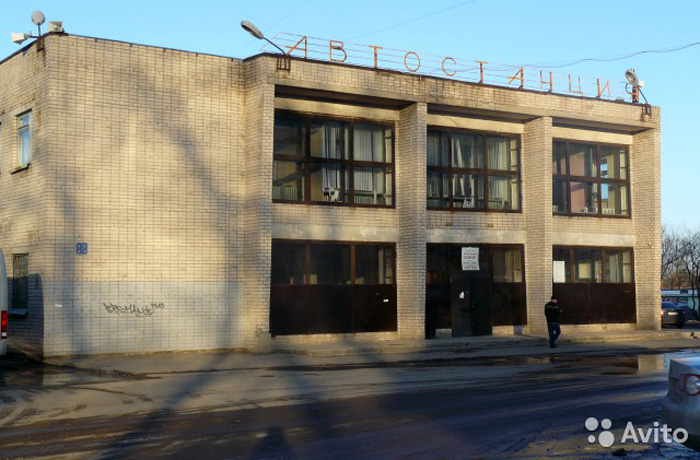 Вместо автовокзала в Соколе поставят вагончик