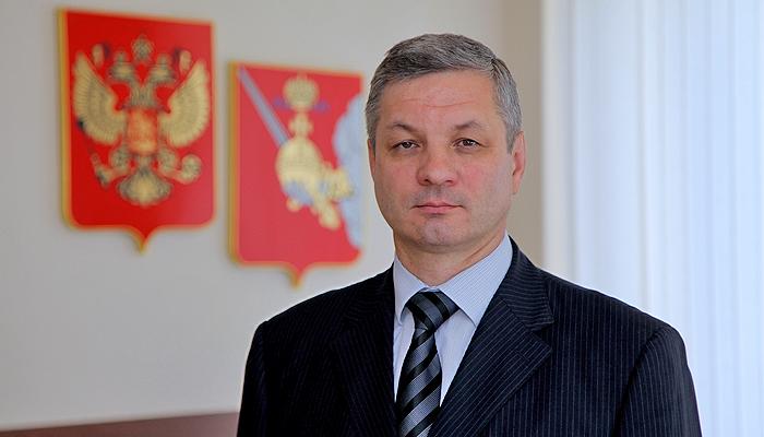 Замгубернатора Андрей Луценко стал председателем заксобрания Вологодской области