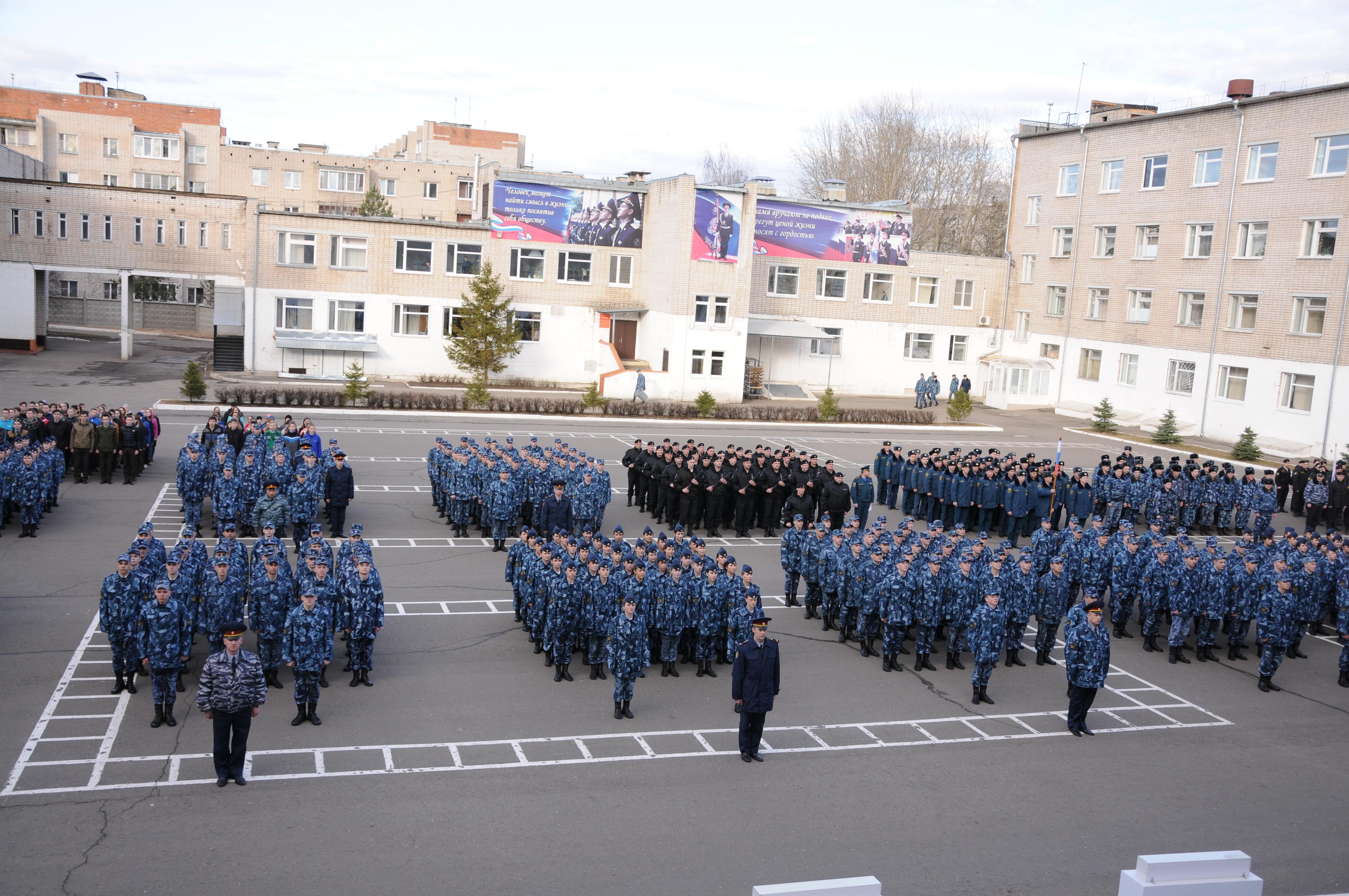 Подготовка к параду Победы началась в Вологде