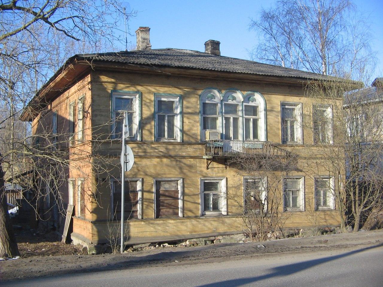 Пожаром в памятнике архитектуры в Заречье в Вологде заинтересовался Комитет по охране культурного наследия