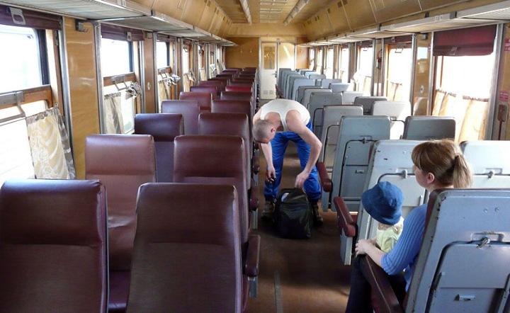 В поезде Вологда — Санкт-Петербург появится сидячий вагон