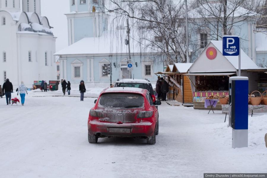 «Ростелеком» не видит для себя экономических рисков в «заморозке» платных парковок в Вологде