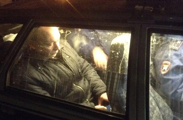 Депутат вологодского заксобрания Александр Морозов пойман пьяным за рулем