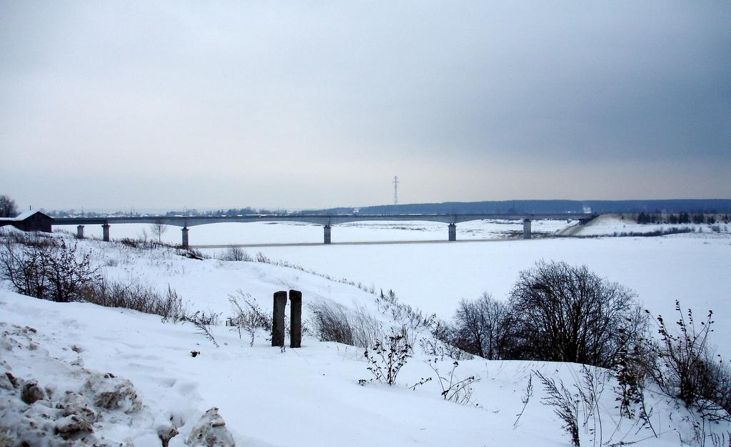 На ремонт моста через Сухону выделено 40 миллионов рублей