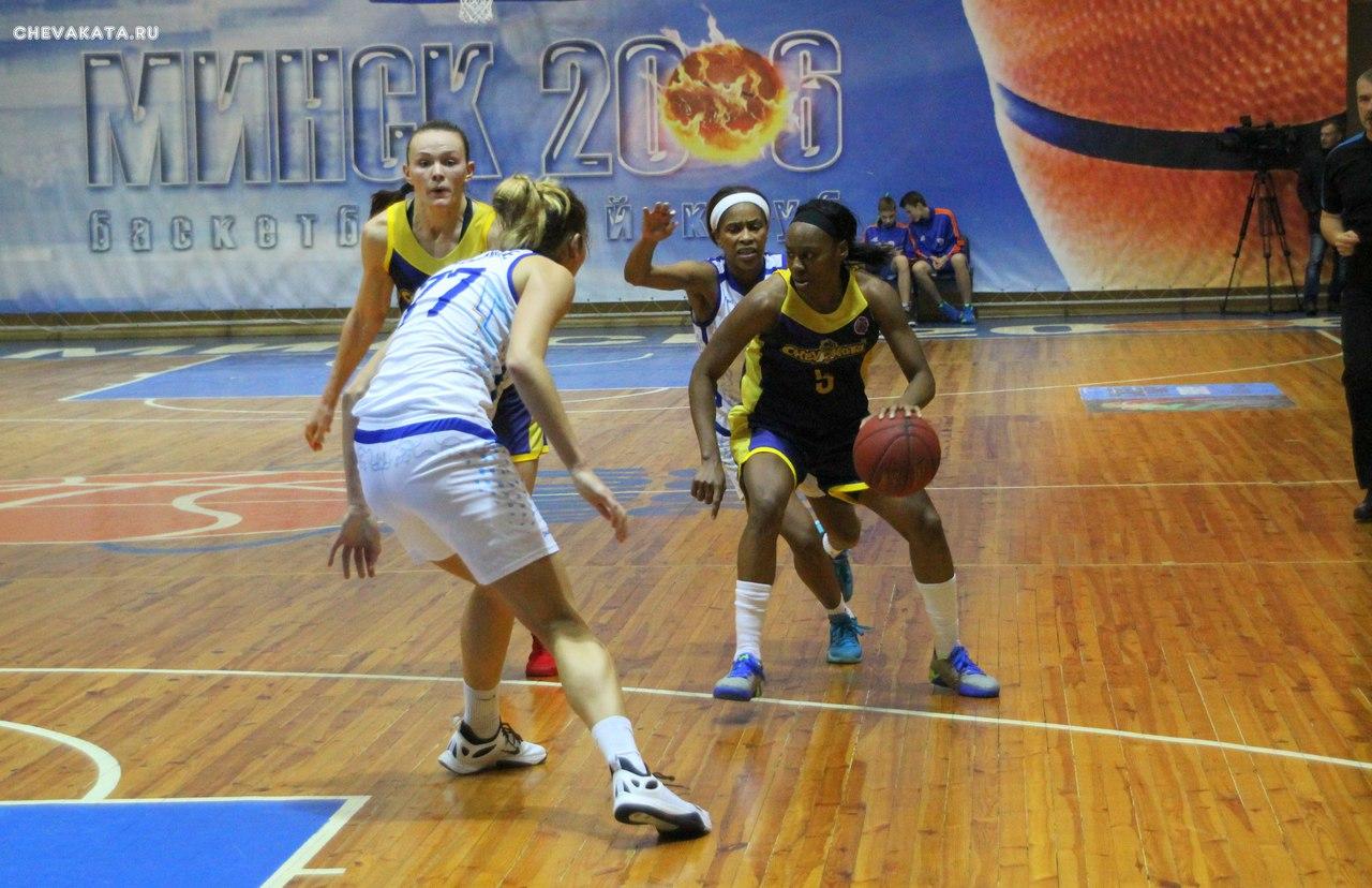 «Вологда-Чеваката» одержала победу над соперницами из Минска