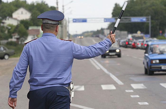 В Вологде инспектор ДПС избил пассажира
