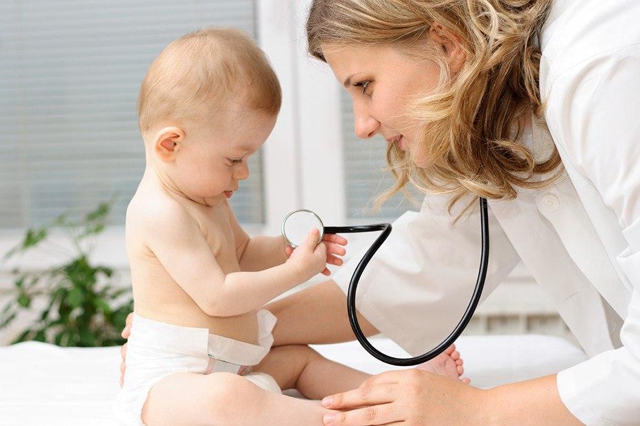 Программа наблюдения ребенка первого года жизни «Ваш педиатр» в клинике «Вита»