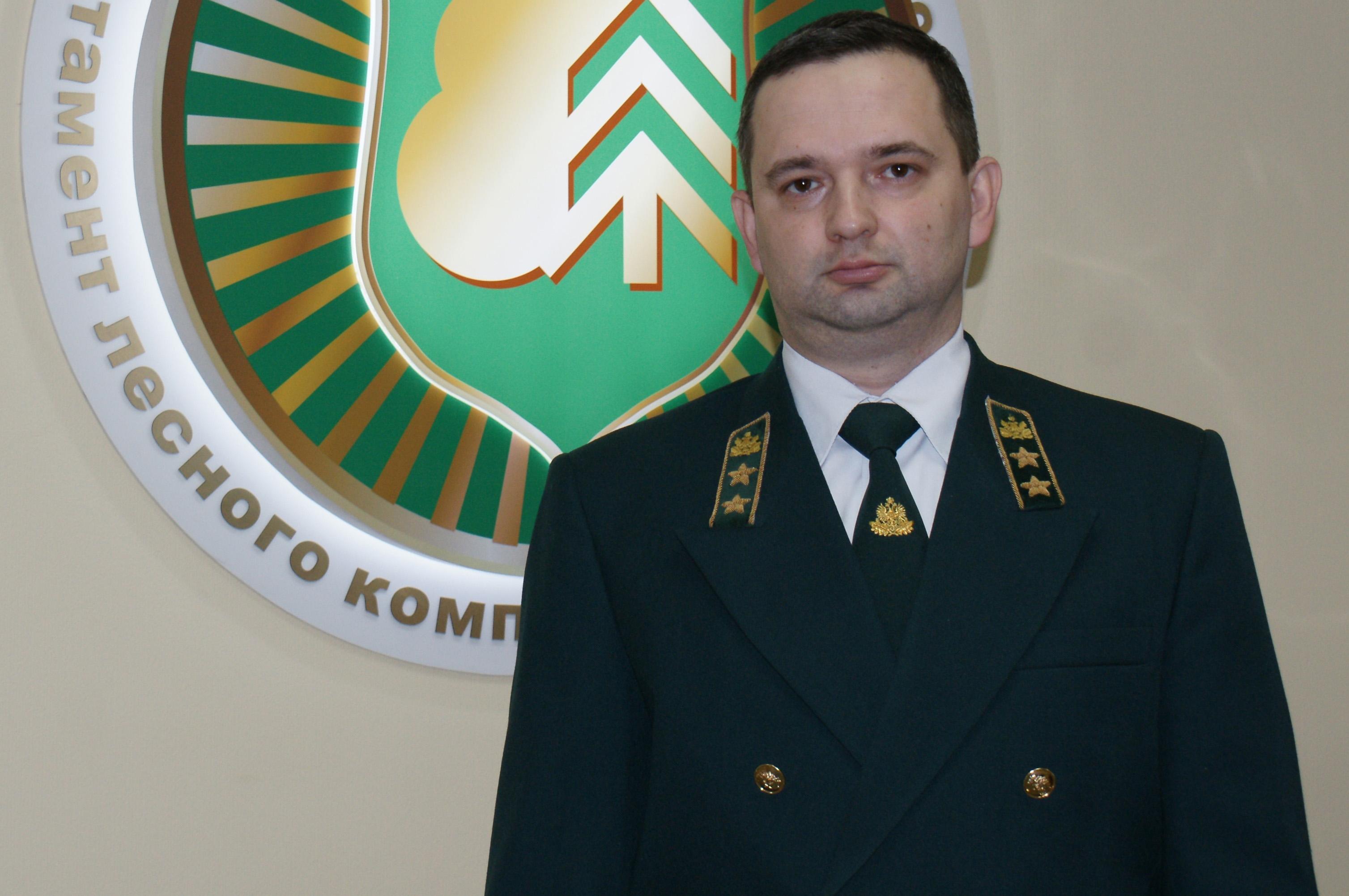 Начальником департамента лесного хозяйства Вологодской области стал Роман Марков
