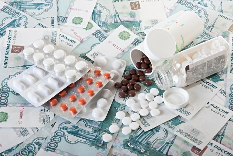 Надбавки к ценам на лекарства в Вологодской области снизят на 5%