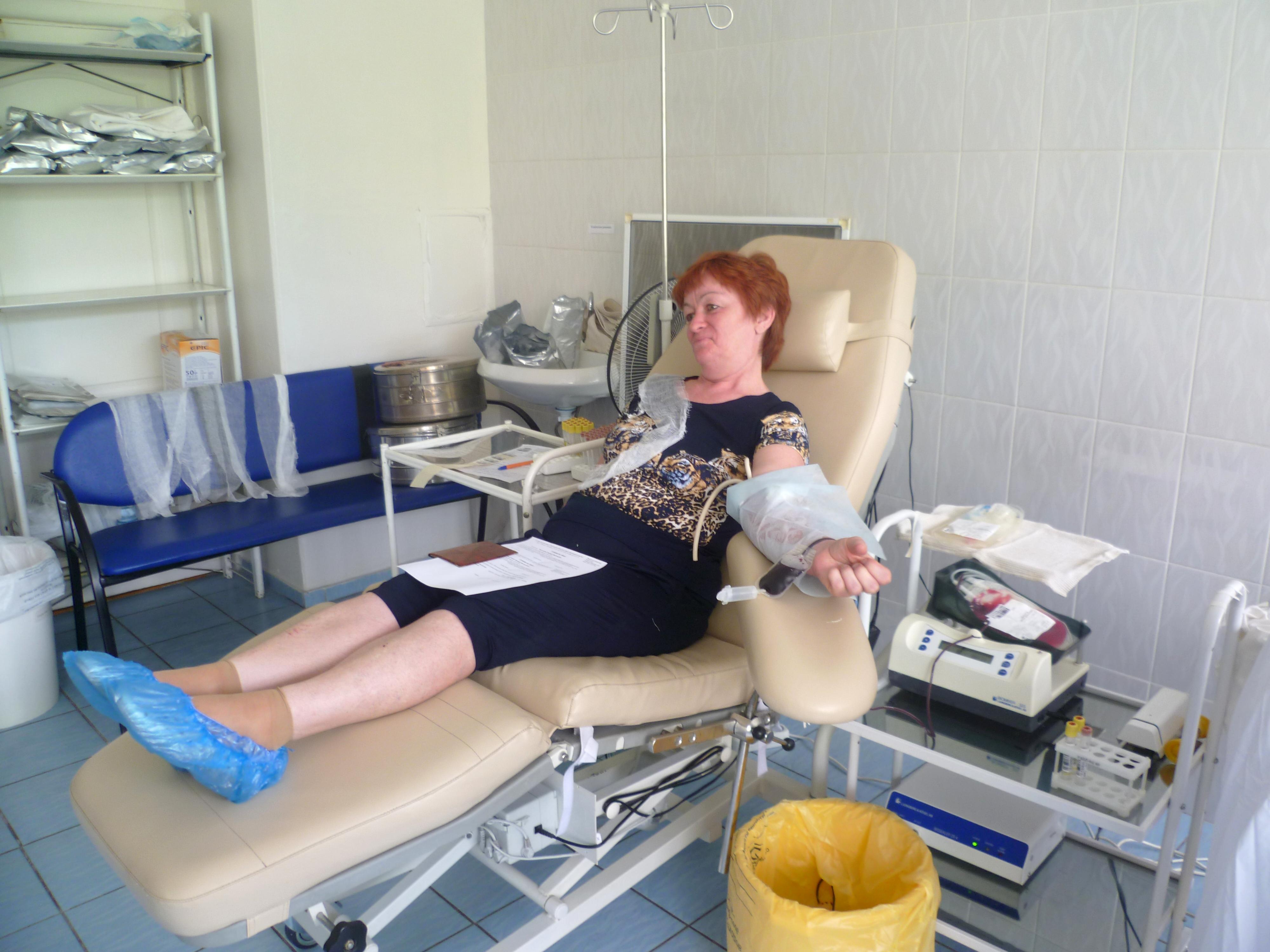 Вологодские доноры получили подарки от маленьких пациентов больниц