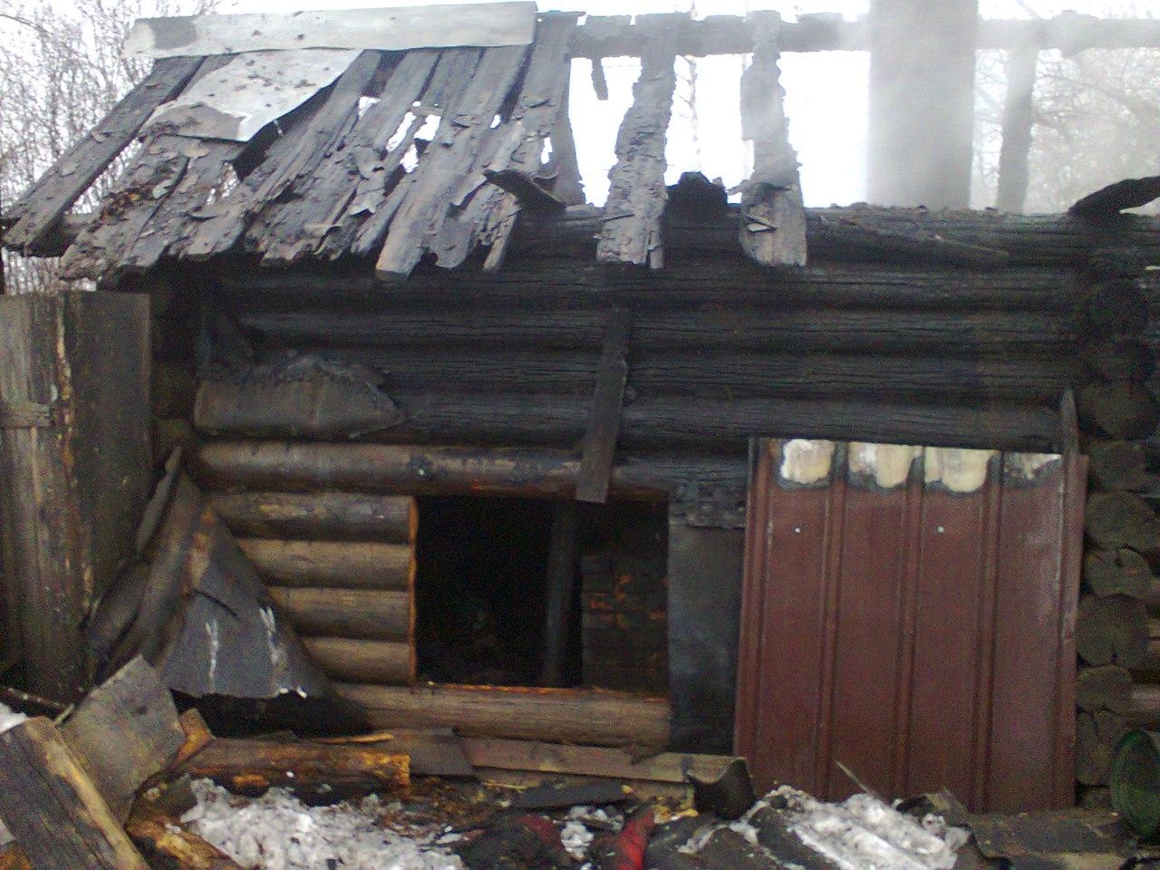 Двое мужчин стали жертвами пожаров в Вологодской области