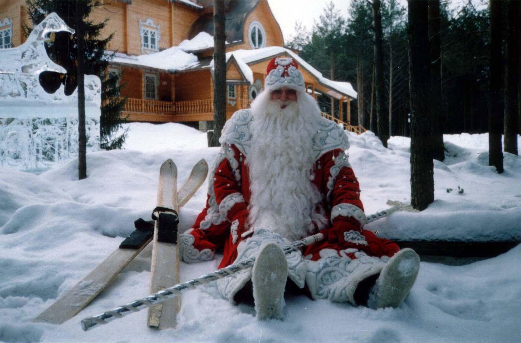 Вологодское правительство предрекает 45 тысяч туристов в Великий Устюг на новогодние каникулы