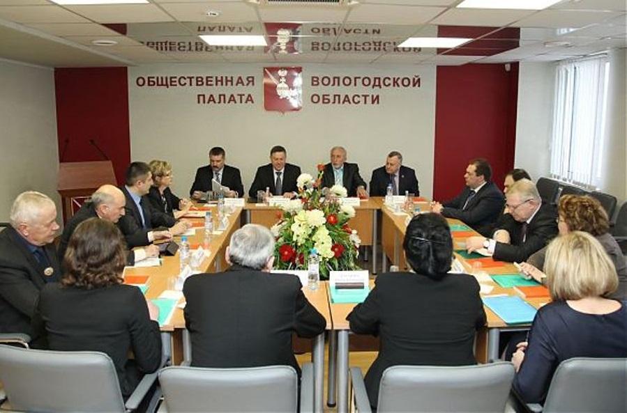 Председатель Общественной палаты Вологодской области Игорь Степанов стал советником губернатора