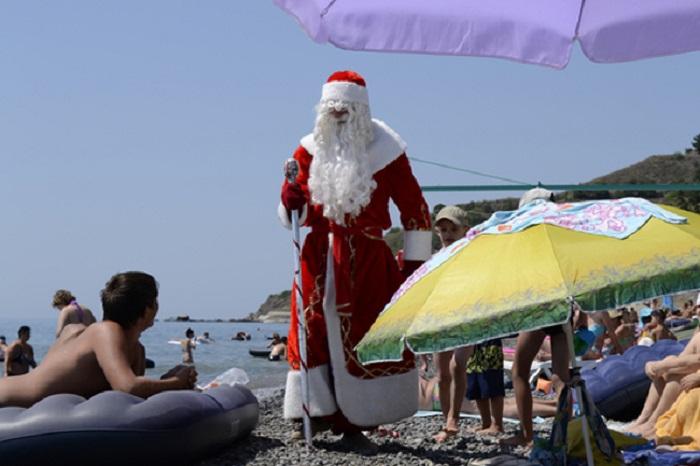 Житель Поморья доказал Архангельскому УФАС, что Дед Мороз работает летом