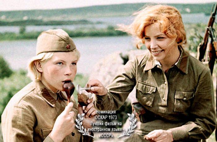 В Вологде покажут лучшие экранизации книг о Великой Отечественной войне